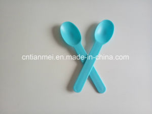 Gelato Spoon, Ice Cream Spoons, Yogurt Spoon pictures & photos
