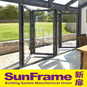 Aluminium Bi-Folding Door for Sunlight Room pictures & photos