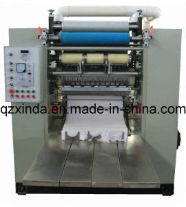 Full-Automatic Box-Drawing Facial Tissue Machine 3lines (CIL-FT-20A-3) pictures & photos