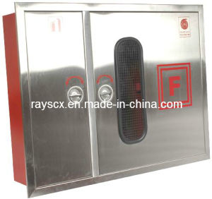 Sng Stainless Steel Fire Cabinet pictures & photos