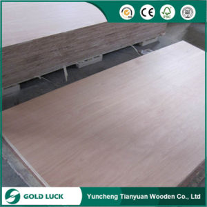 Poplar Core Okoume Packing Plywood (GOLD LUCK--0717) pictures & photos