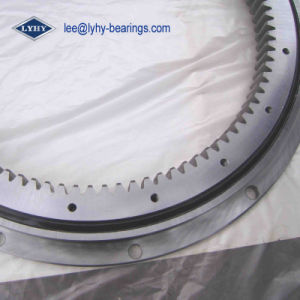 Flanged Slewing Ring Bearing with Inner Gears (RKS. 221091) pictures & photos