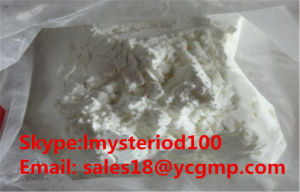 High Quality Steroid Powder Clostebol Acetate 4-Chlorotestosterone Acetate 855-19-6 pictures & photos
