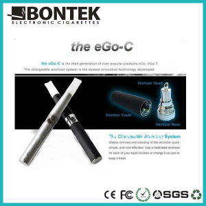 E Cigarette EGO C with Changeable Atomzier Head pictures & photos