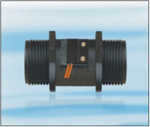 Horizontal Installation Nylon Material Flow Switch (FS-5P)