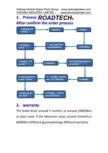 Best Price Parts Brake Drum 3054230701 for Benz pictures & photos