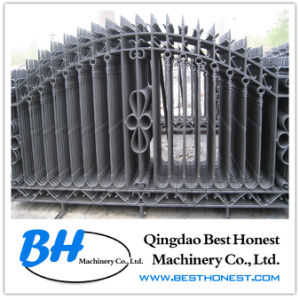 Cast Iron Fence (Wrought Iron Fence) pictures & photos