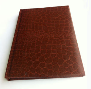High Quality Crocodile Texture Hard Back Notebook (YY-N01005) pictures & photos
