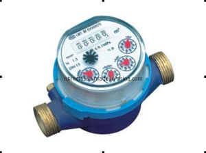Rotary-Vane Dry-Dial Single-Jet (Remote-Reading) Water Meter