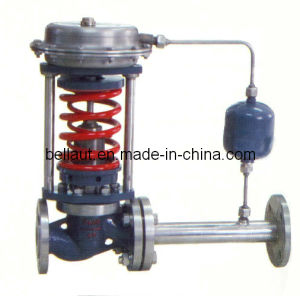 Self Regulating Pressure Control Valve