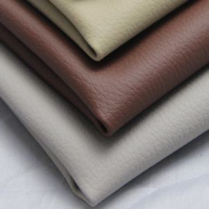 Cheap Price PVC Leather for Car Seat pictures & photos