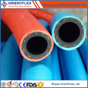 Flexible Rubber Smooth Mandrel Surface Air Hose pictures & photos