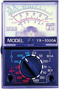 YX-1000A Analog Multimeter