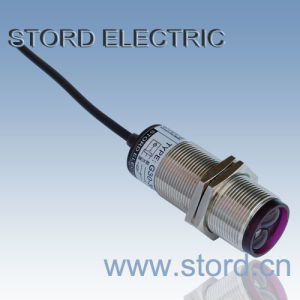 Stord Metal Housing Photoelectric Sensor G18 Ce Approval