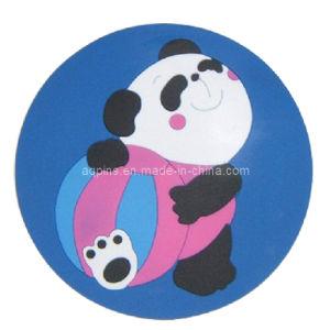 Custom Soft PVC Coaster (Coaster-06) pictures & photos