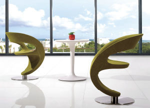 Modern Reception Area Chairs pictures & photos