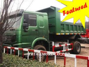 HOWO 4X4 off Road Dump Truck (ZZ3167M4327A)