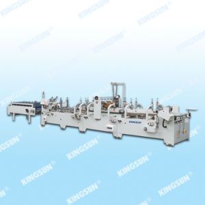 Crash-Lock Automatic Folder Gluer (GDHH-800/1200) pictures & photos