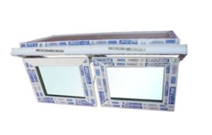 PVC Awning Window pictures & photos