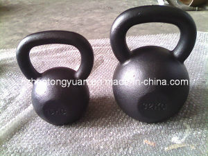 Precision Cast Iron Kettlebell pictures & photos