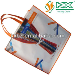 China Factory Non Woven Fabric Custom Logo Wholesale Shopping Bags