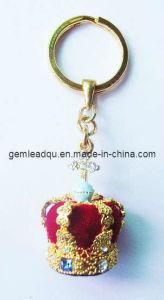 Mini Crown Keychain