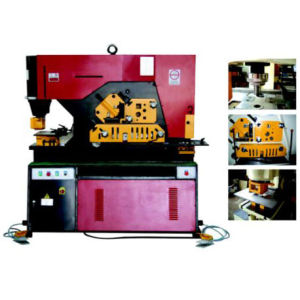 Hydraulic Iron Worker (Q35Y-16/Q35Y-20/Q35Y-25/Q35Y-30)