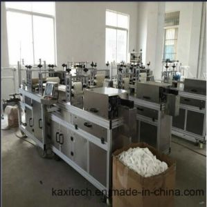Non Woven Machine for Mob Clip Bouffant Cap Making Kxt-Nwm32 pictures & photos