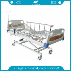 AG-Bm105 Modern Three Function Imported Motor Medical Bed pictures & photos