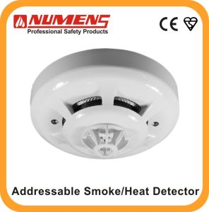 2-Wire, Remote LED Smoke and Heat Detector, En54 Approved (SNA-360-CL) pictures & photos