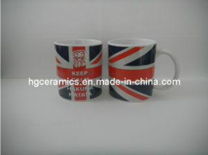 11oz Decal Printed Mug, Full Printing Mug. Promotional Mug pictures & photos