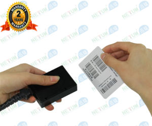 Supermarket Small Bar Code Scanner/ Barcode Reader (NT-301)