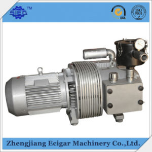 Oil-Less Vacuum Pump Compressor for Printing Packaging Machine Part pictures & photos