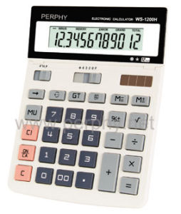 12 Digit Calculator (TA-1200H)