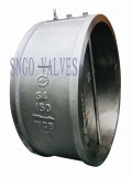 Wafer Dual Plate Check Valve (SUGO NO. 802) pictures & photos