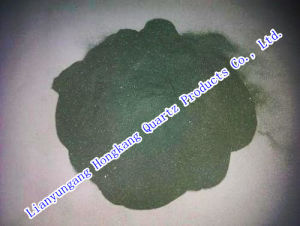 Black Silicon Carbide, Green Silicon Carbide, Green Silicon Carbide Powder, Black Silicon Carbide Powder, Silicon Carbide Sand Grain Size pictures & photos