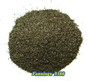 Green Tea (Gunpowder or Chunmee Fannings 9380 & 34403)
