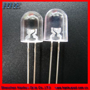 2 Years Waranty, 5mm Round Purple LED Diode (Real Material)