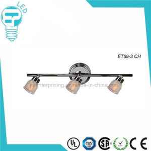 3-Head Champagne Glass LED Lighting LED Track Light pictures & photos