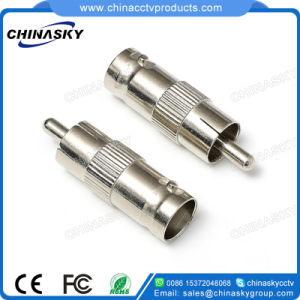 BNC Female-RCA Male Connector in CCTV Security System (CT5060) pictures & photos