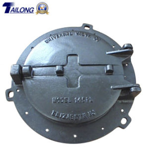 Grey Iron Sand Casting Manhole Cover