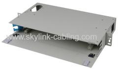 12 or 24 cores fiber optic ODF unit box pictures & photos