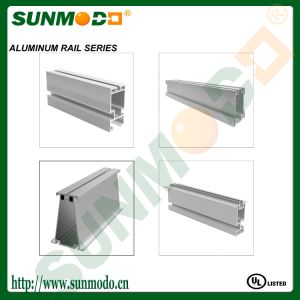 Aluminum Solar Mounting Rails pictures & photos