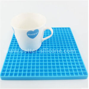 Custom-Made Design Silicone Pan Mat pictures & photos