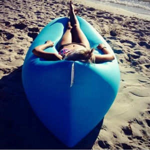 Inflatable Sofa Lazy Bone Beach Inflatable Bed Lamzac/Kaisr Inflatable Sleeping Bag pictures & photos
