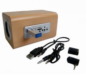 Mini Sound Box with Card Reader (DM-008)