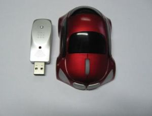 Wireless Car Shaped Mouse (SY-04F)