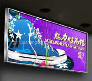 Slim Light Box with LED (HS-LB-020) pictures & photos