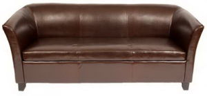 High Quality Living Room Leather Sofa (XY3438)