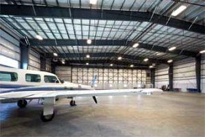 Aircraft Hangar, Steel Structure Hangar (SS-60)